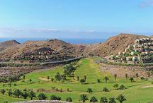 Gran Canaria Golf / Gran Canaria golf.