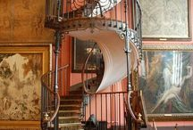 Elegant Staircases / Staircase designs