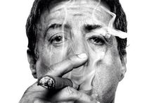 Sylvester Stallone / by tom blow