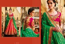 EXCLUSIVE DESIGNER HEAVY WEDDING LEHENGA CHOLI COLLECTION