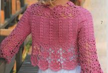 Crochet Boleros