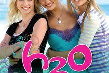 h20 meninas sereias