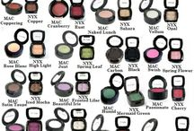 Eye Shadows I should have...