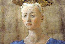 Piero della Francesca / Storia dell'Arte Pittura  15° sec. Piero della Francesca  ?-1492