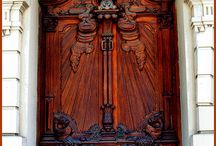 Ornate doors / by Nicole Craffey