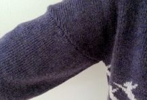 Knitting Machine / Knitting ideas, patterns for knitting machine - Ideen und Anleitungen für Strickmaschine