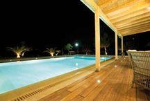 Luminaires pour piscines / Bel Lighting, créateurs de luminaires extérieurs et intérieurs. http://www.bel-lighting.com/