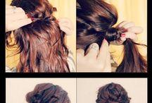 Hairstyles / by Debra Self