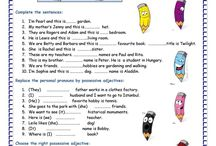 ESL worksheets/activities