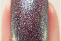Reverie Nail Lacquer / Swatch of Reverie Nail Lacquer by Model City Polish