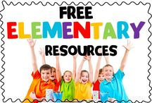 Free Elementary Resources / A great place to find free resources for teaching elementary! Please post only FREE products and resources, up to three per day! Thank you for following the board rules =)
