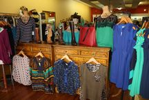 Hot off the Press in Downtown Statesboro / Fulfill all of you retail therapy needs by shopping in Downtown Statesboro