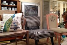 The Passionate Home Chairs for Charity Event / by Deborah Mansell Designs