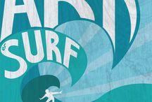 Surf Art | Surfea como puedas
