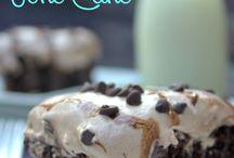 Chocolate... / Solo delicias para los amantes del chocolate.