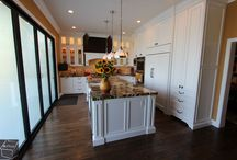 107 - Coto De Caza - Design Build kitchen Remodel / Design Build kitchen Remodel with APlus Custom Cabinets in Coto De Caza Orange County