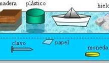 Actividades con agua para niños