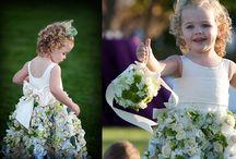 :: WEDDING :: little ones / Flower girls, page boys, children at weddings, weddings / by Eufloria