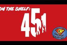 On The Shelf: 451 Comics