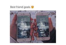 Best friends nahh, sister!