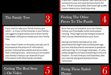 Genealogy How-To's
