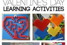 Valentine Kid Crafts / What child doesn't love doing crafts? Especially Valentine's Day crafts! This board will inspire you, your child and your inner child! From cards to hearts to treats to handmade gifts you will find something inspiring for everyone!