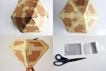 Piñata diamante