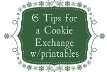 cookie exchange ideas