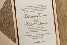 Wedding Invites/Printed Stuff