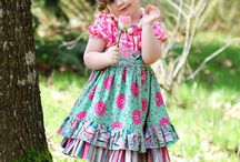 Create Kids Couture PDF sewing patterns