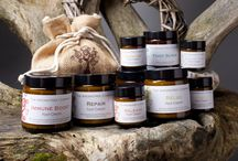 Gorgeous natural products / Be a natural beauty.