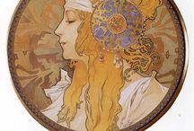 Art nouveau / by Alan Key
