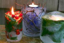 Candles (DIY)