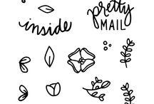 Send Pretty Mail + Hoop Die