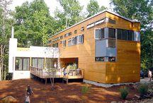 Prefabrikovana gradnja / Prefabricated construction / Prefab Homes