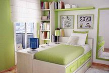 Beds & saving small space