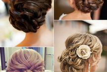 Wedding--Hair / by Cally Hass