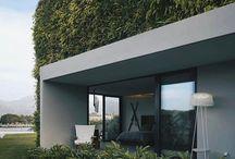 exterior | walls
