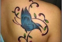Tattoos / by Julie Eaves