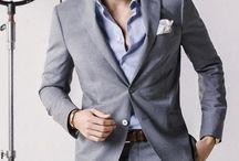 Male fashion.