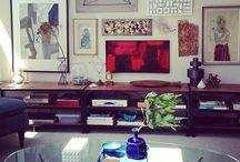 Inspirujące wnętrza / Inspiring interiors