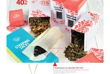 February Specials / by Steeped Tea Inc