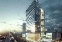 도시-빌딩