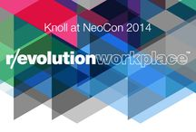 Knoll at NeoCon 2014 - re/volution workplace / New products, new office planning ideas and new insight at NeoCon 2014.  Plus, Chicago-based illustrator Craighton Berman sketches live from the Knoll r/evolution workplace showroom floor to capture the Knoll vibe.