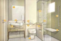 Banheiro Nbr9050