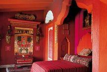 Interiores y Arquitectura estilo Árabe