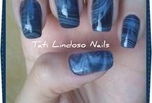 My Nails TatiLindoso / Unhas feitas por mim em mim mesma!