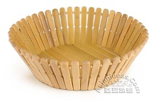 Bamboo Accessories Holder / by Asian Ideas