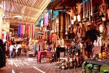 Fas Pazarlarından Rengarenk Manzaralar / Fas'ın rengarenk pazarlarında küçük bir gezintiye ne dersiniz? bit.ly/mngturizm-yurtdisi-turlari-fas-turlari
