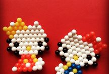 Hello Kitty! / #HelloKitty #Aquabeads are a great way to do arts and craft as well as celebrating your favourite character!